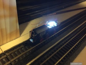 Hobbytrain 249085 - BR V363 Cottbus - Test de LED