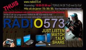 Radio573: Terug in de Tijd @ Stadshuus   Lochem   Gelderland   Nederland