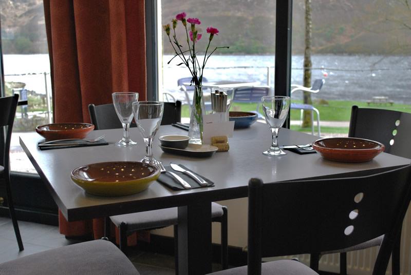 Seafood Restaurant By Glencoe Ballachulish Loch Leven