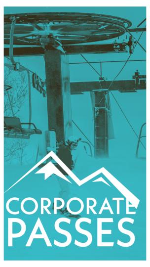 Corporate Passes 20/21