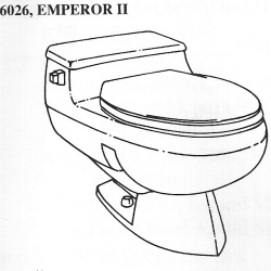 Case Toilet Seat & Part Guide