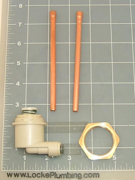 Halsey Taylor 98531C Green Spring Cartridge Housing Kit