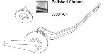 Kohler Trip Lever 85084-CP Polished Chrome Trip Lever NEW