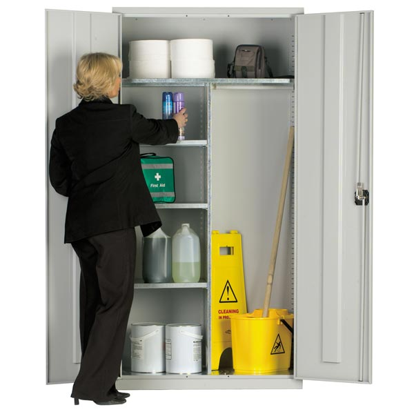 Large Janitorial Cupboard