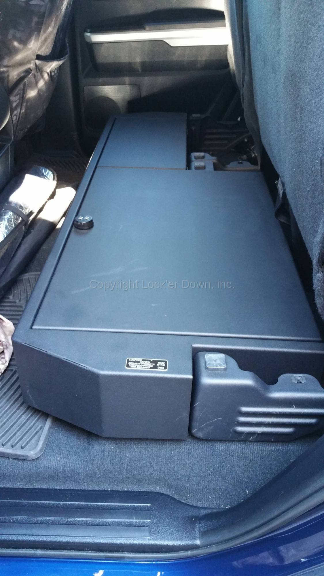 SUVault LD3043 For 2007 2018 Toyota Tundra Double Cab