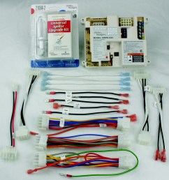 universal hot surface ignition integrated furnace control kit includes 21d64 2 universal ignitor [ 1058 x 1098 Pixel ]