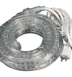 30 foot commercial grade rope light kit [ 2100 x 1661 Pixel ]