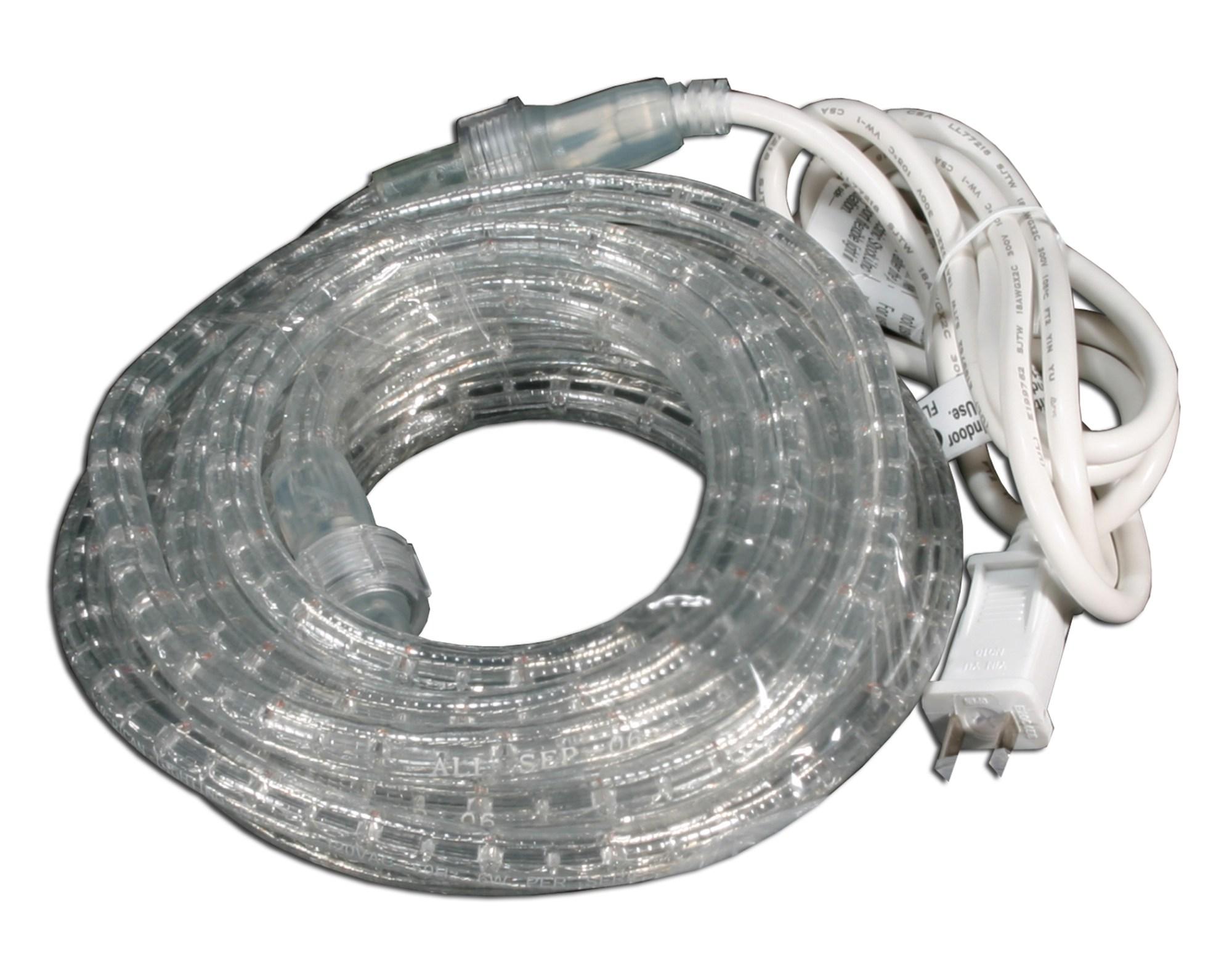 hight resolution of 30 foot commercial grade rope light kit