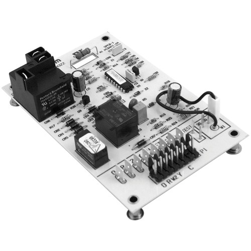 small resolution of carrier replacement defrost control board