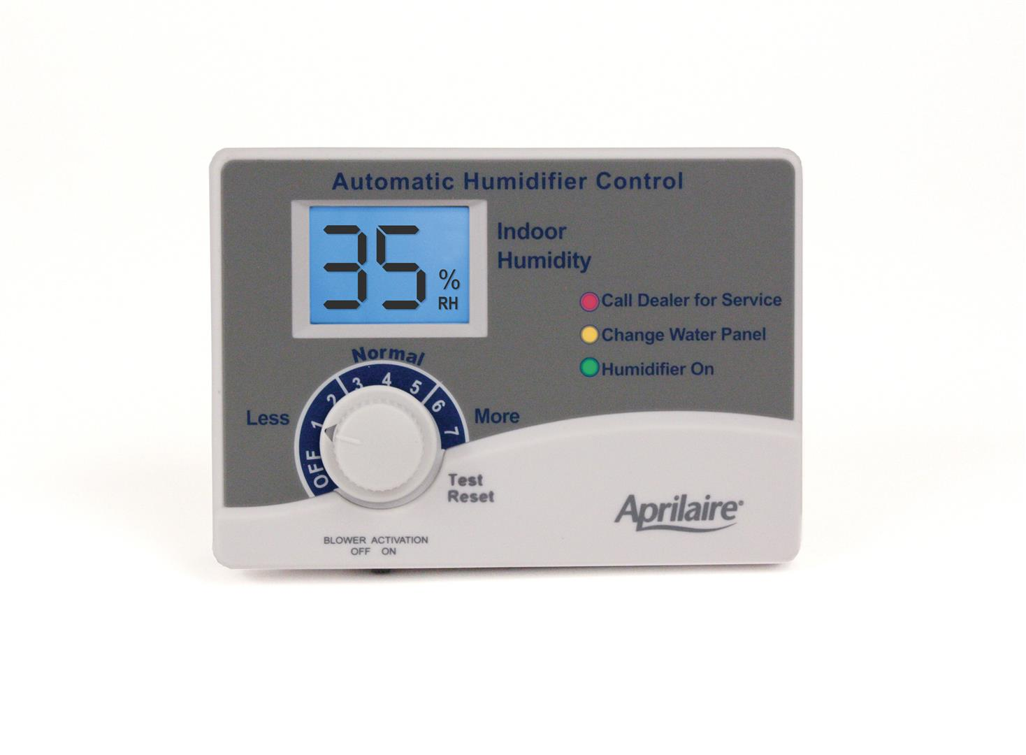 hight resolution of products aprilaire 60 automatic humidistat controller aprilaire 500 humidifier model 60 humidistat wiring help