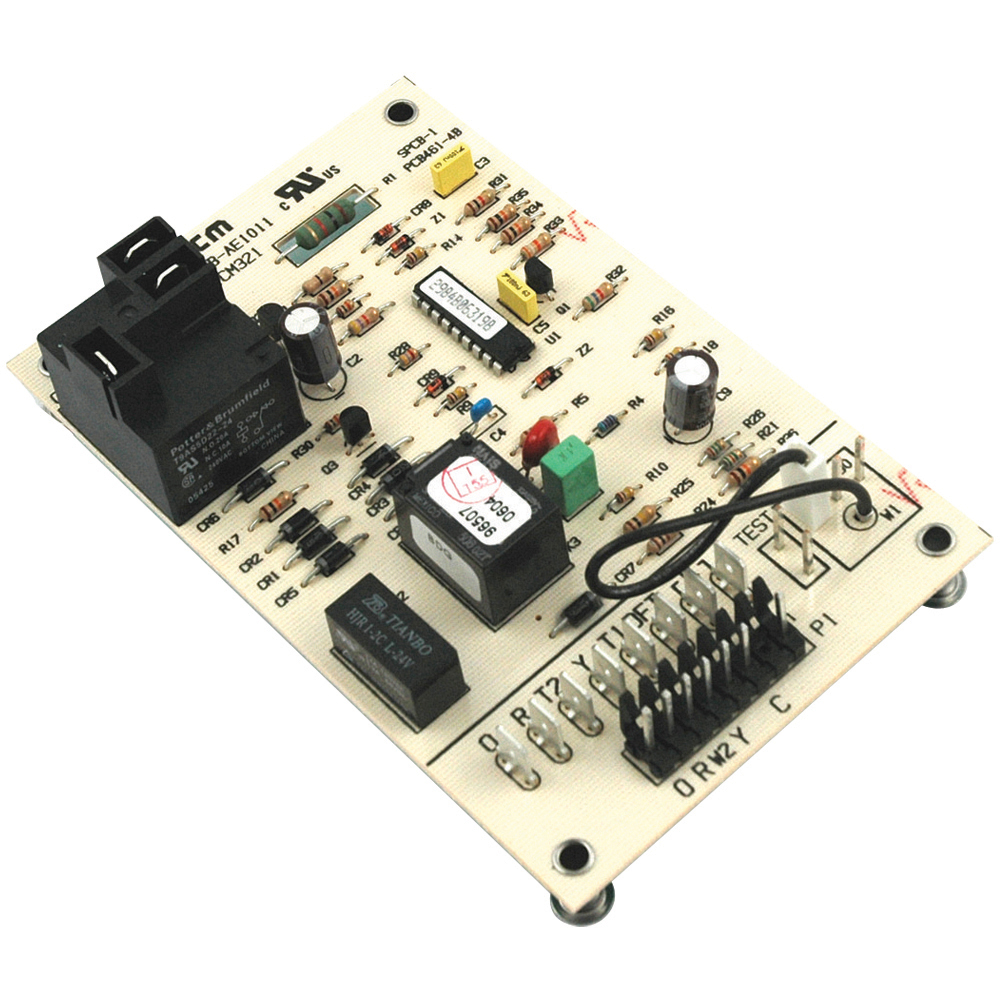 medium resolution of carrier replacement defrost control board