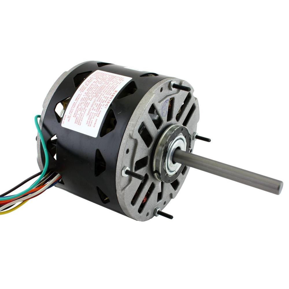 medium resolution of products century multifit 9724 condenser fan ac motor 1 4 to 1 6 hp 208 to 230 vac 60 hz 1 ph nema 42 1625 rpm enclosed enclosure