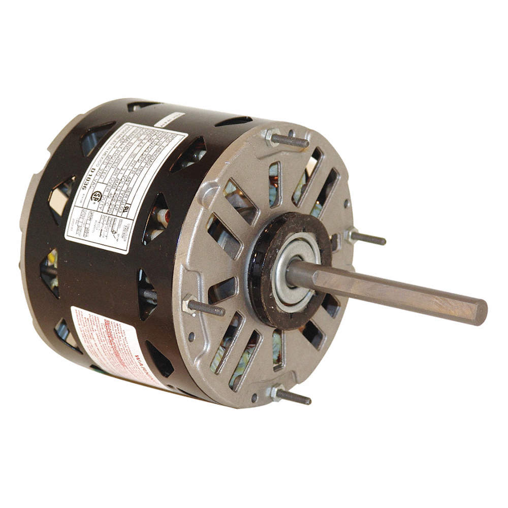 hight resolution of century by packard dl1036direct drive blower motor permanent split capacitor 1075 nameplate rpm