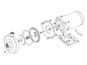 Irrigation Pump: Jacuzzi Irrigation Pump Parts