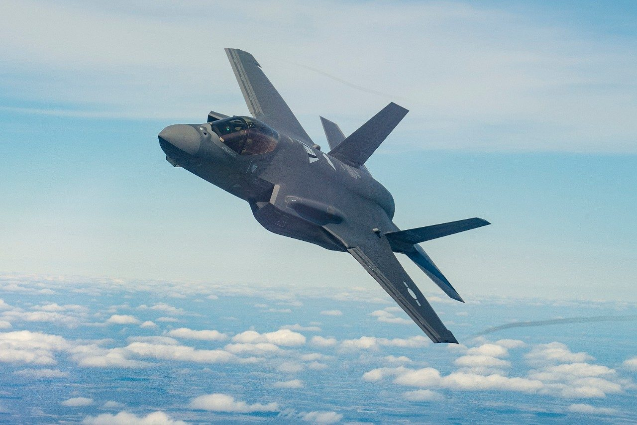 hight resolution of transformational capability of the f 35