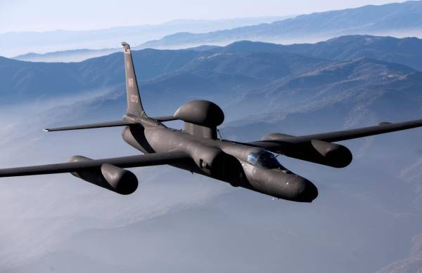 U-2 Dragon Lady Lockheed Martin
