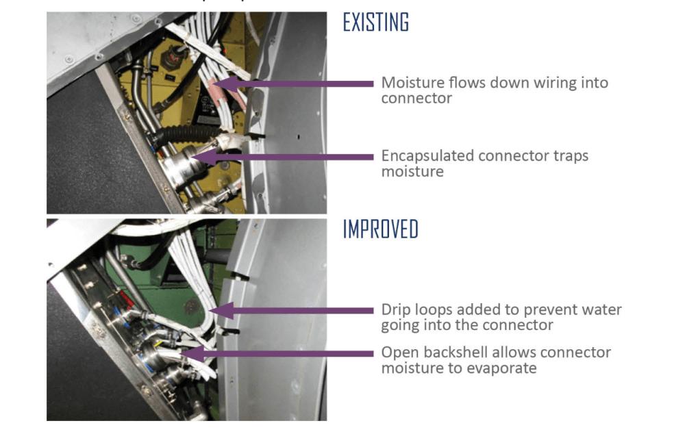 medium resolution of apu wiring harness