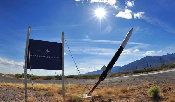 White Sands Missile Range . Lockheed Martin