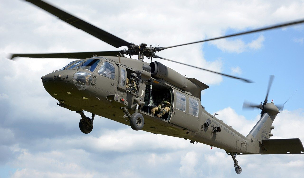 hight resolution of best in class multi mission performer sikorsky black hawk helicopter