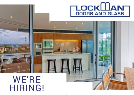 Were Hiring Screen Door