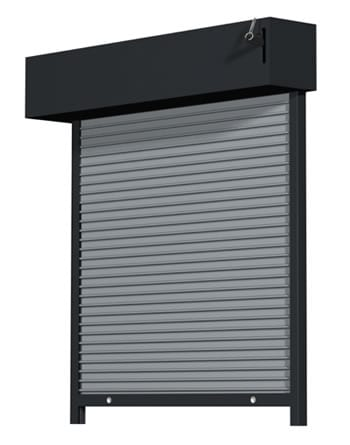 shutters and grilles