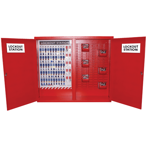 Electrical Panel Lockout Devices