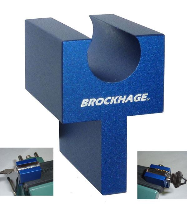 BROCKHAGE Pin Checking Cylinder Holder BPH1