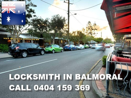 Locksmith Balmoral Access 24 Hr 0404159369