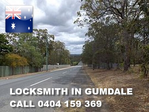 Locksmith Gumdale Access Phone 0404159369