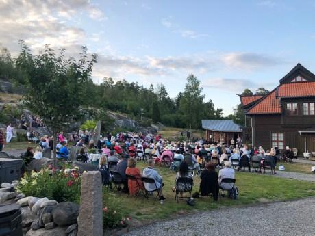 Konsert med Sonja Aldén på Locks Rike