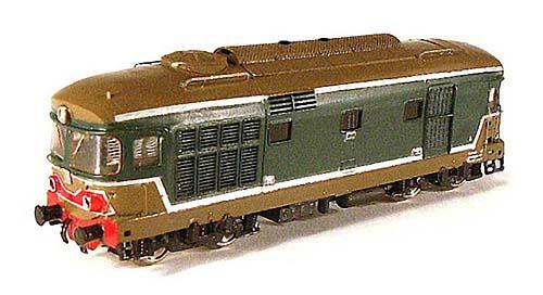 D443 di Locomodel