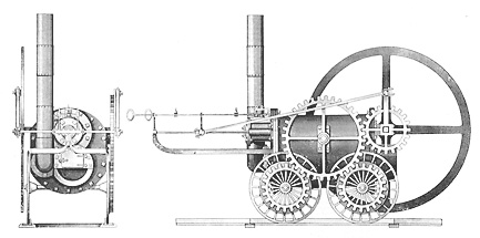 History of Science 2017: Assignment 3: Richard Trevithick