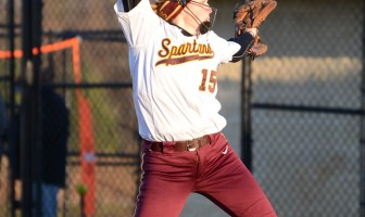 Libby Griffis Broad Run Softball