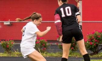 Kasia Kwitnieski Rock Ridge Soccer