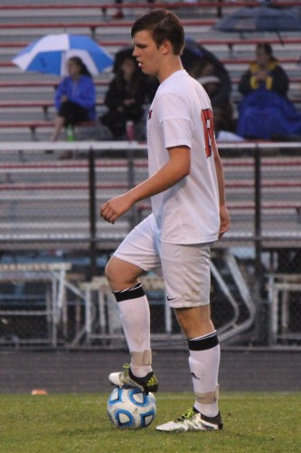 Ryan Pyszka Heritage Soccer