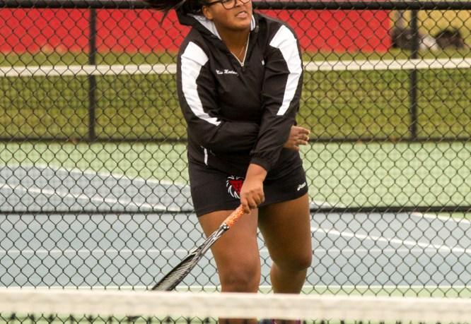 Mia Montanez Heritage Tennis