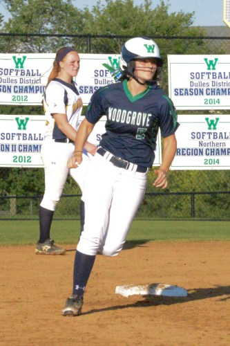 Taylor Donches Woodgrove Softball