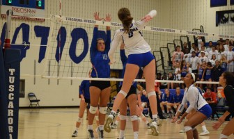 Anne Louise Seekford Tuscarora Volleyball (1)