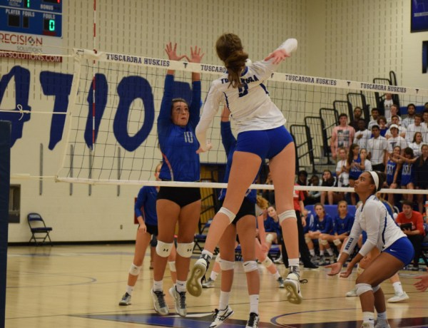 Volleyball: 2017 Cheers and LoCoSports All-LoCo Team Selected