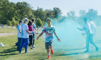 We Are All Human Color Run