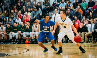 Dom Peterson Loudoun Valley Basketball