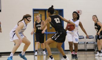 Jaelyn Batts Freedom Basketball
