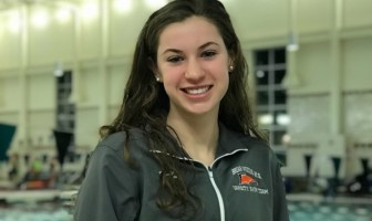 Katie Winklosky Briar Woods Swimming