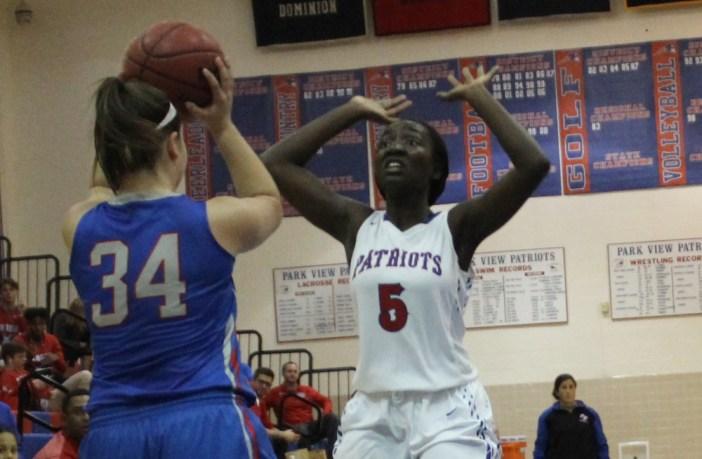 Shayna Lubitz Riverside Basketball