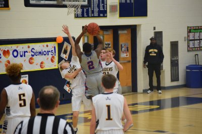 Jason Odom Loudoun County Basketball