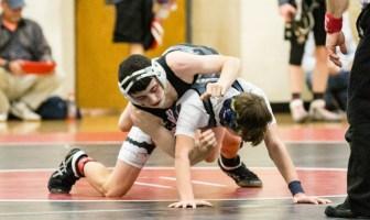 Jack Creamer Dominion Wrestling