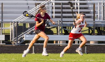 Sadie Thompson Rock Ridge Lacrosse