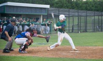 Justin Hanvey Woodgrove Baseball