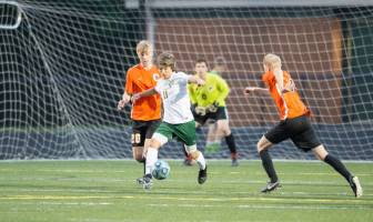 Charlie Windle Loudoun Valley Soccer