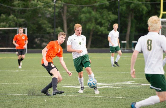 Max Breitenhaler Loudoun Valley Soccer